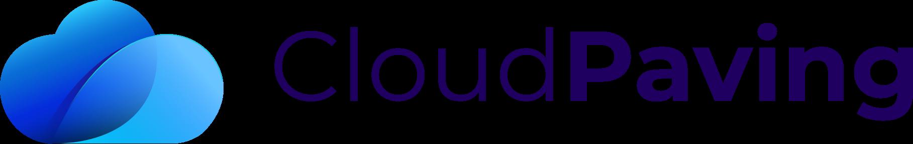 cloud paving surrey logo